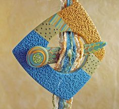 clays, artists, polymerclay, inspiration, color combos, colors, polym clay, polymer clay, shawl pin