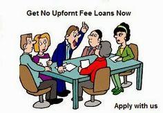 No Credit Check No Upfront Fee Loans: No Credit Check No Upfront Fee Loans- Loans Provid...