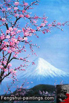 Cherry-Blossom-Paintings