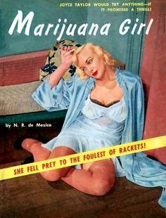 Anti Marijuana Reefer Madness Propoganda Advertisements   The Weed Blog