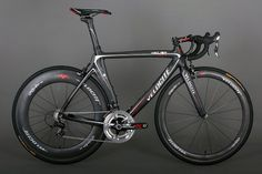 Velocite Helios Aero Carbon Fiber Competition Bike Limited Edition