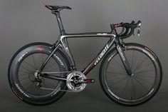 Velocite Helios Aero Carbon Fiber Competition Bike Limited Edition