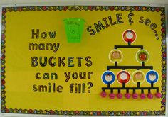 The Corner On Character: Bucket Filler idea with Tree Map