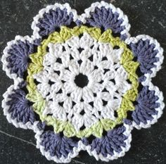 Southwestern Dishcloth ~ free pattern