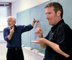 learn sign language