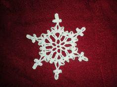 Inspired Crochet Design: 2009 Snowflake - free crochet pattern