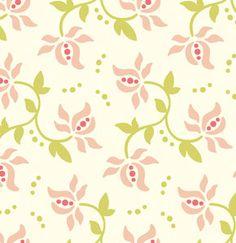 Heather Bailey - Freshcut 2011 - Dittybud in Pink