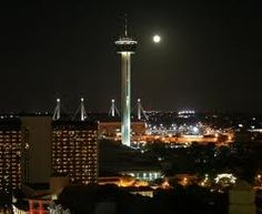 San Antonio, Texas, now employee at the tower of americas