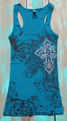 Cowgirl Country Tank