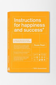 Instructions For Happiness And Success By Susie Pearl #urbanoutfitters #backtoschool