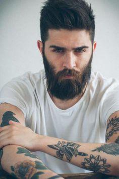 Tattoo masculina | Braço