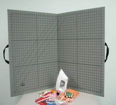 Large Sew EZ Board - great for blocking crocheted projects as well as for pressing quilt squares as you make them.