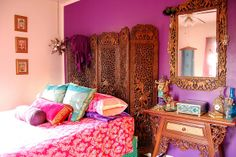 India Inspired Room