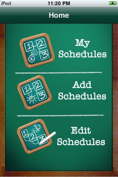 First Then Visual Schedule  with positive behavior support