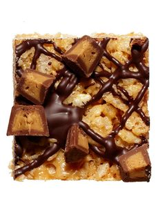 We took your basic bake-sale rice crispy treat recipe, and tricked it out, big time. The results will rock your grown-up world.    Read more: Rice Crispy Treat Recipes - How To Make Rice Crispy Treats - Redbook