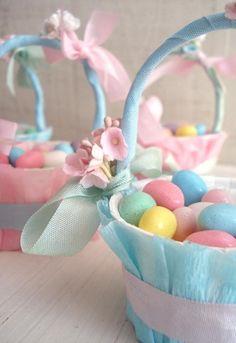 Easter baskets....