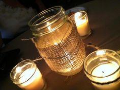 candl, wedding centerpieces