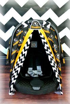 Atlanta Falcons Baby Car Seat Covers