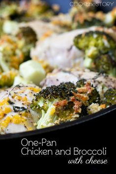 One-Pan Chicken and