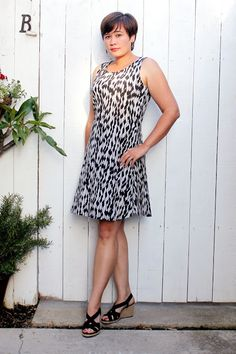 Dress #3 - The Jorna + Pattern Giveaway!