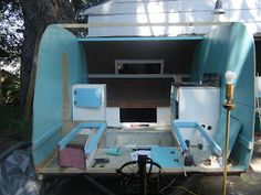 Vintage Scotty Travel Trailer