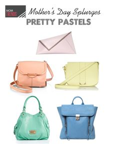 Pretty pastels in every color