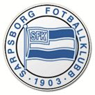 Sarpsborg Fotballklubb is a Norwegian football club from Sarpsborg, Østfold. It was founded on 8 May 1903. Sarpsborg is one of the most successful teams in the Norwegian Football Cup, with six titles and twelve finals in total. In 2007, the club merged into the club that is now called Sarpsborg 08.