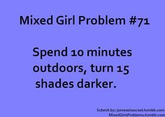 pretty much. minus the mixed girl