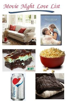 Movie Love List #sharethelove