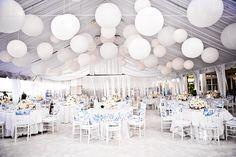 A white wedding! #wedding