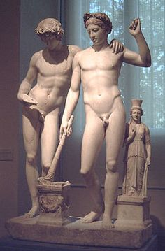 Castor and Pollux  (San Ildefonso Group)