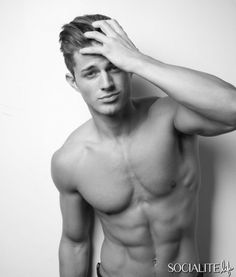 Abercrombie and Fitch Guys | Tyson Paige – Male Model Monday – - Socialite Life Socialite Life