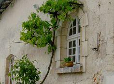 Le charme des vieilles maisons.Dordogne, France.