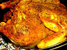 Sweet Tea and Cornbread: The Perfect Slow Cooker Rotisserie Chicken!