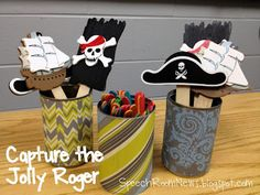 Pirate speech artic game