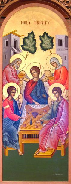Holy Trinity † Greek Orthodox Church