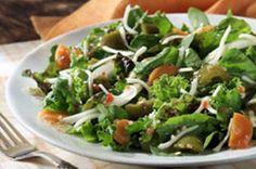 Zesty Italian Spring Salad recipe #kraftrecipes