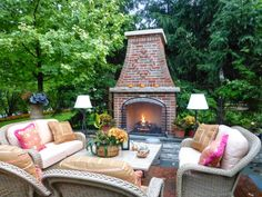 Romancing the Home: Comfortable Outdoor Living in Chicago