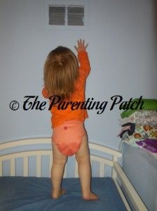 My Cutie with a Halloween Fluffy Booty: Wordless Wednesday | Parenting Patch