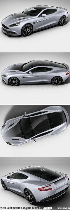 2013 Centenary Edition Aston Martin Vanquish