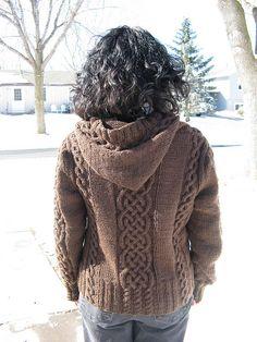 Central Park Hoodie Knitting Pattern Free : knit jackets coats vests on Pinterest Ravelry, Cardigan Pattern and Vest Pa...