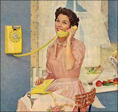 Bell Telephone c.1958