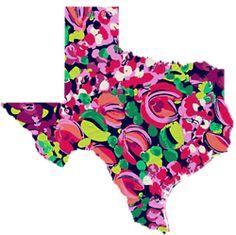 Floral Texas.