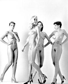 Helmut Newton: Photos Gallery