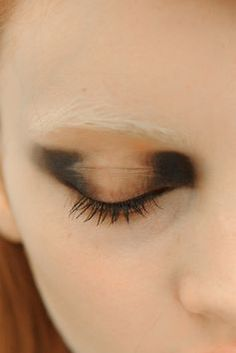 Bleached Brows #beautyinspo