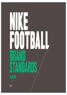 Brandbook Nike Football  Brandbook Nike Football Set/2009