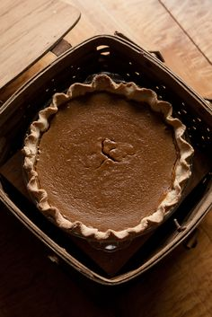 Pumpkin Pie by Stephen Gross