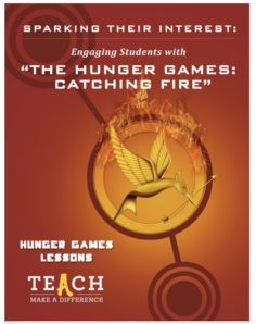 the hunger games lesson plans