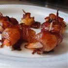 Bacon Wrapped Barbeque Shrimp Recipe #Ultimate Tailgate #Fanatics