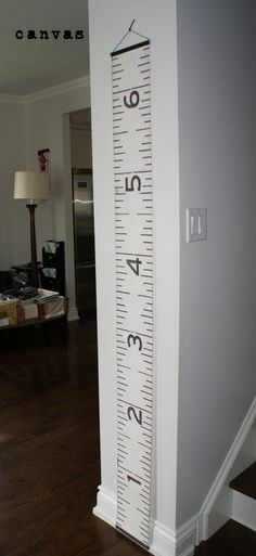 growth chart / etsy $36
